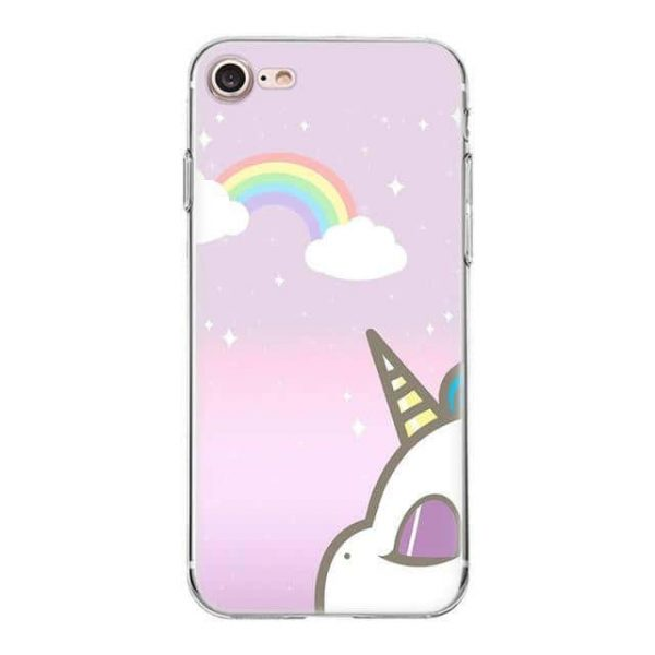 shell unicorn iphone unicorn and bow in sky xs max