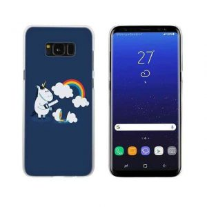 shell unicorn samsung blue night 14 for galaxy s9 more at sell