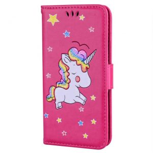 shell unicorn samsung red blade s7 pink at price