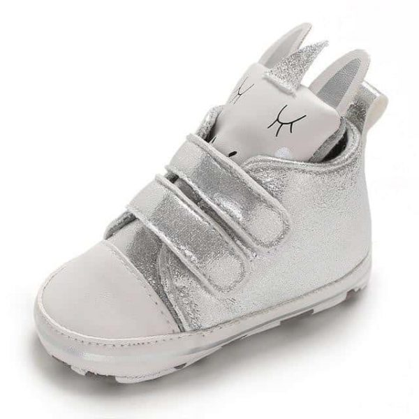 shoe unicorn baby grey 13 to 18 me at sell