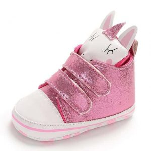 shoe unicorn girl pink 13 to 18 me not dear
