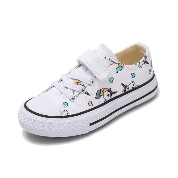 shoe unicorn kawaii white 38 shoe unicorn