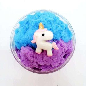slime unicorn with a unicorn slime unicorn