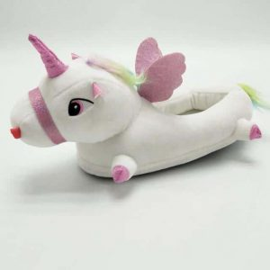 slipper unicorn white with of wings 41 to sell