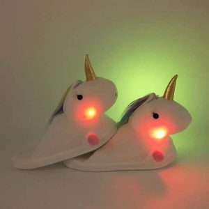 slipper unicorn who lights up 41 adult