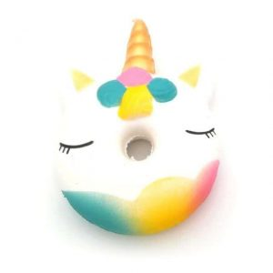 squichy unicorn donut blue price