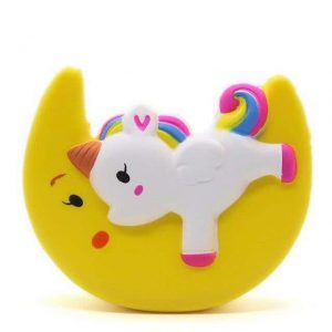 squichy unicorn moon pink buy