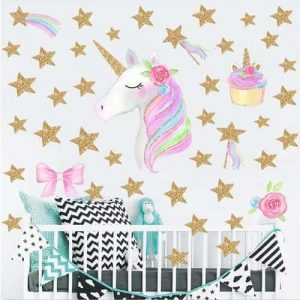 stickers unicorn bedroom buy