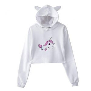 sweat unicorn crop top baby s price