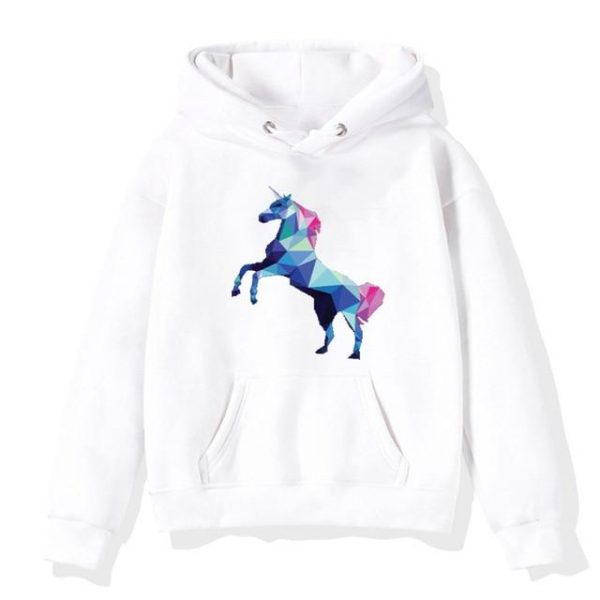 sweat unicorn hoodies 4.44t