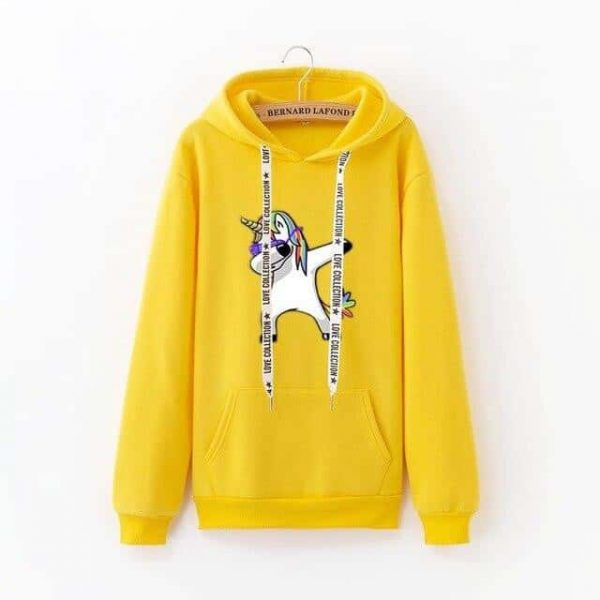 sweat unicorn man yellow xxxl at sell