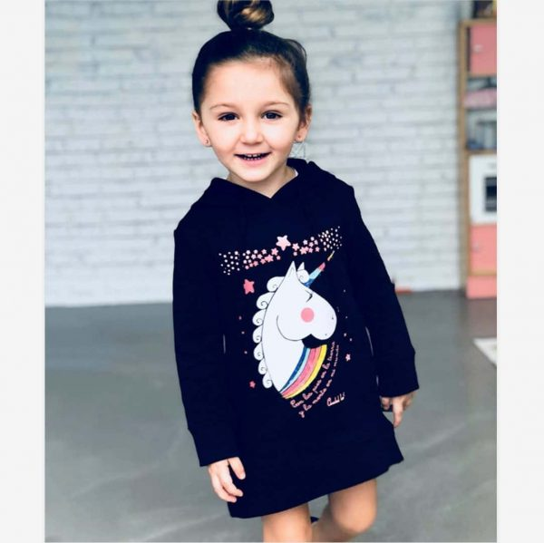 sweatshirt unicorn mother girl child 3 years buy