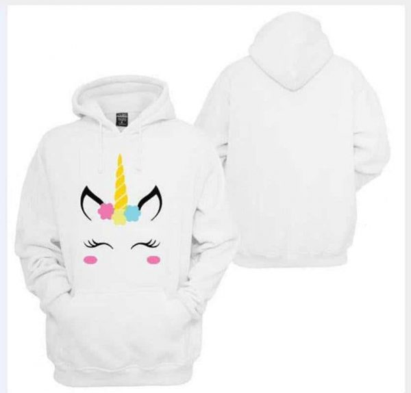 sweatshirt unicorn women xl price
