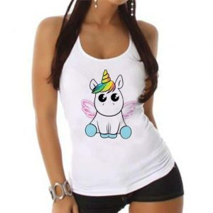 tank top unicorn kawaii xxl not dear