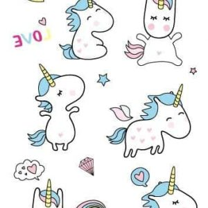 tattoo unicorn minion tattoo unicorn