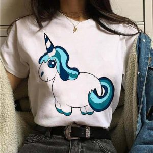 tee shirt unicorn drawing xl t shirt unicorn