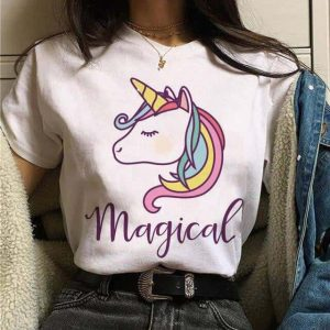 tee shirt unicorn mini xs at sell