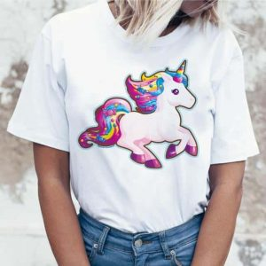 tee shirt unicorn team unicorn xxl
