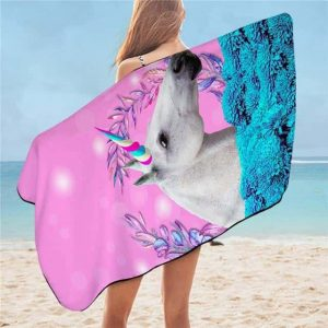 towel unicorn adult unicorn backpack store