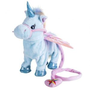 toy unicorn blue electronic buy