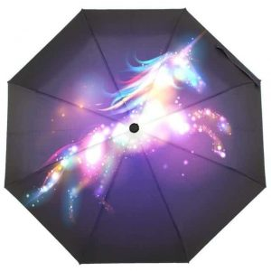umbrella unicorn adult black scintillating price