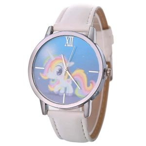 watch unicorn little girl white at sell