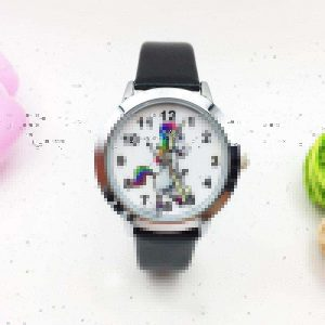 watch unicorn man black jewelry unicorn
