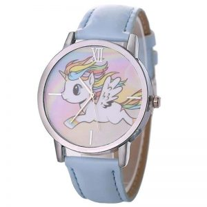 watch unicorn with bracelet black unicorn backpack store